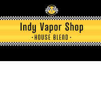 Indy Vapor Shop House Blend E-Liquid_MAIN