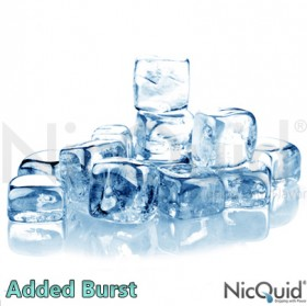 Added Burst Menthol Drops by NicQuid
