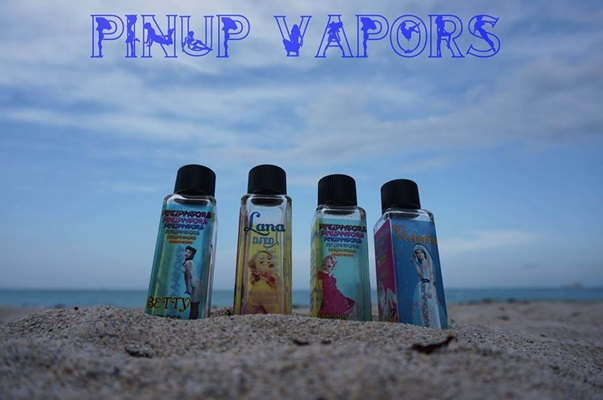 Pin-Up Vapor