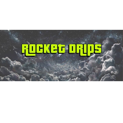 Rocket Drips E-Liquid MAIN