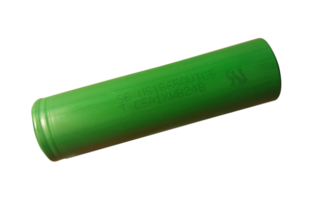 SONY VTC5 LiMn 18650 2600mAh 30 Amp Battery MAIN
