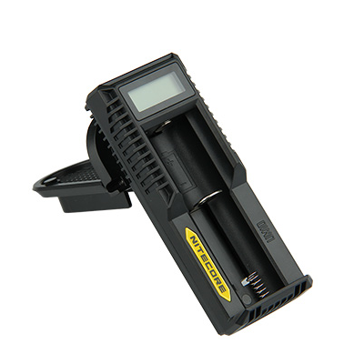 Nitecore UM10 universal battery charger