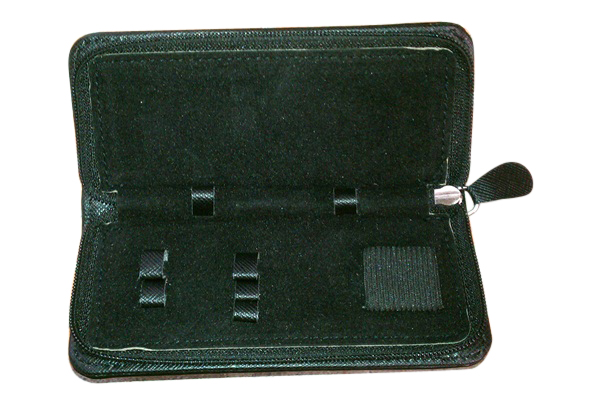Small Zippered Carry Case