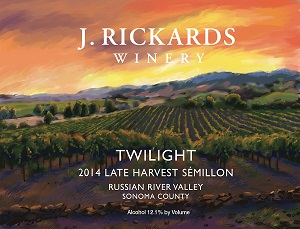 2014 Twilight, Late Harvest Sémillon