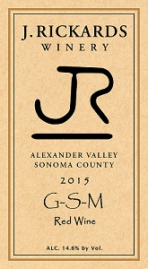 2015 GSM Red Blend