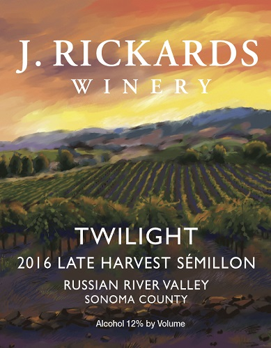 2016 Twilight, Late Harvest Sémillon MAIN