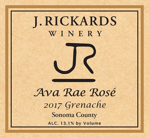 2017 Ava Rae Rose of Grenache