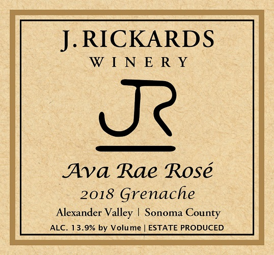 2018 Ava Rae Rosé of Grenache_MAIN