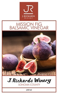 Vinegar - Mission Fig Balsamic