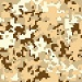 "15"" Chemica Camo Fashions SWATCH"
