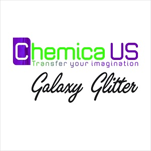 "15"" Chemica Galaxy Smooth Glitter"