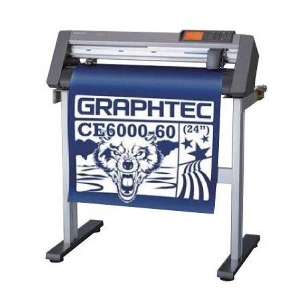 Demo Unit Graphtec CE6000-60 Plus w/ Software  & Stand THUMBNAIL