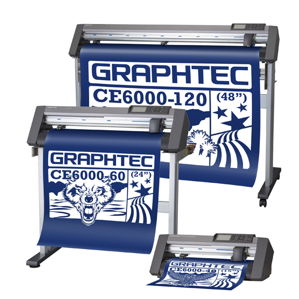 Graphtec CE-6000 Plus Series - Drop Shop Only!