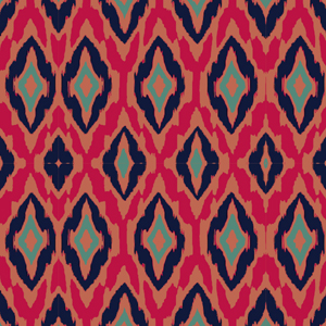 Custom IKAT Patterns
