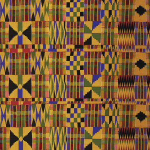 Kente/ Traditional Custom Patterns