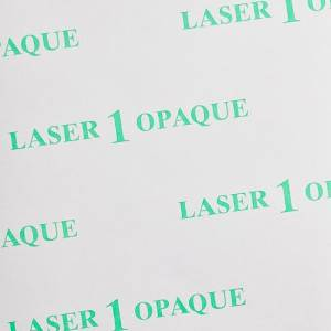 Neenah Laser-1 Opaques For Dark Garments