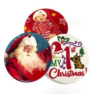 Sublimation Ornaments MAIN