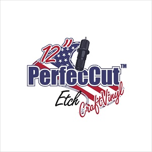 "12"" PerfecCut Etch Craft Vinyl THUMBNAIL"