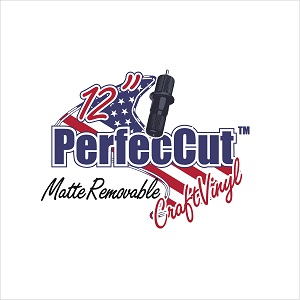 "12"" PerfecCut Matte Removable Craft Vinyl"