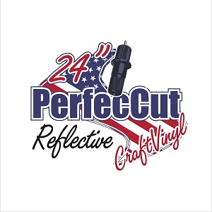 "12"" & 24"" PerfecCut Reflective Sign Vinyl THUMBNAIL"