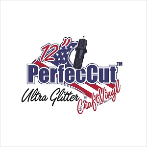 "12"" PerfecCut Ultra Glitter Craft Vinyl Sheets & Rolls"