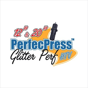 PerfecPress Glitter-Perf Sheets & Rolls