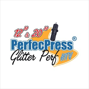 PerfecPress Glitter Perforated Sheets & Rolls