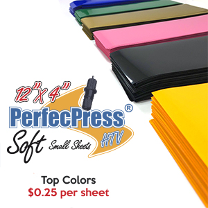 "PerfecPress 25 Cent 12"" x 4"" Soft Sheets_THUMBNAIL"