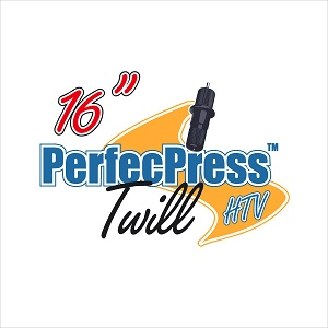 "12"" PerfecPress Twill Craft Sheets"