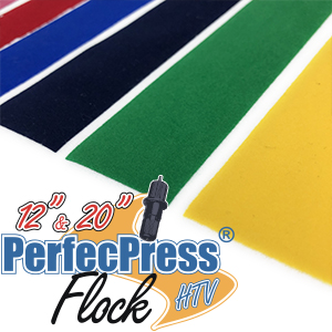 PerfecPress Flock Sheets & Rolls THUMBNAIL