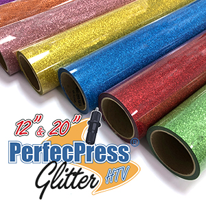 PerfecPress Glitter Sheets & Rolls THUMBNAIL