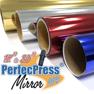 PerfecPress Mirror Sheets & Rolls