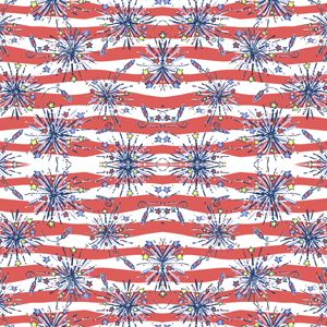 Custom Red White Blue Patterns Jsisigns Online Store