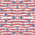 Custom Red White Blue Patterns SWATCH