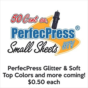PerfecPress 50 Cent Sheets