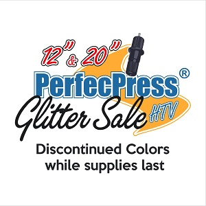 PerfecPress Glitter Discontinued Sale