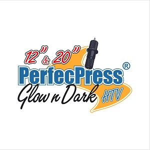PerfecPress Glow in the Dark Sheets & Rolls