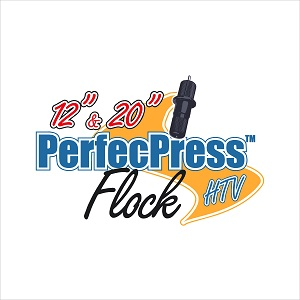 "12"" PerfecPress Flock Craft Sheets"