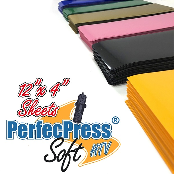 "PerfecPress 25 Cents 12"" x 4"" Soft Sheets & Rolls THUMBNAIL"