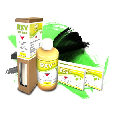 RXV Triangle Ink For Roland Printers 440ML Cartridge