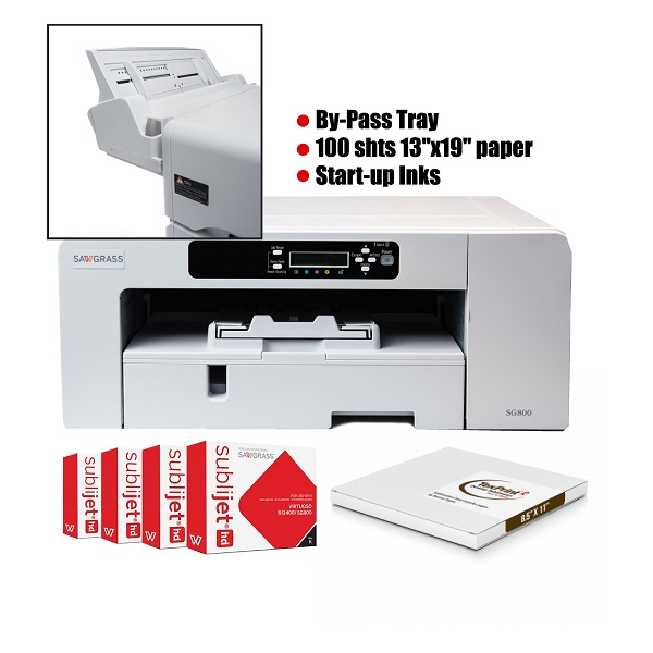 Sawgrass Virtuoso Sublimation Printers w/ Start-Up Supplies THUMBNAIL