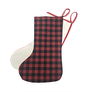 One Sided Sublimation Christmas Stocking MAIN