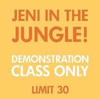 Demonstration Class: Hosting with Desserts with Jeni Britton Bauer