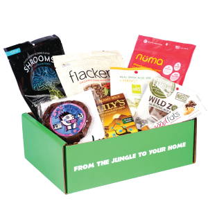 All Natural Snacks Gift Box MAIN