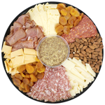 Cheese & Charcuterie Tray SWATCH