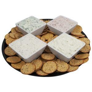 Dips and Spreads Sampler MAIN