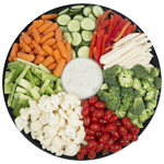 Fresh Vegetable Platter Mini-Thumbnail