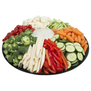Fresh Vegetable Platter MAIN