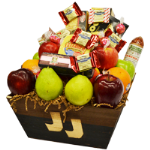 Fruit and Deli Basket