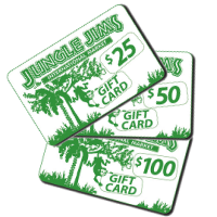 Jungle Jim's Gift Cards